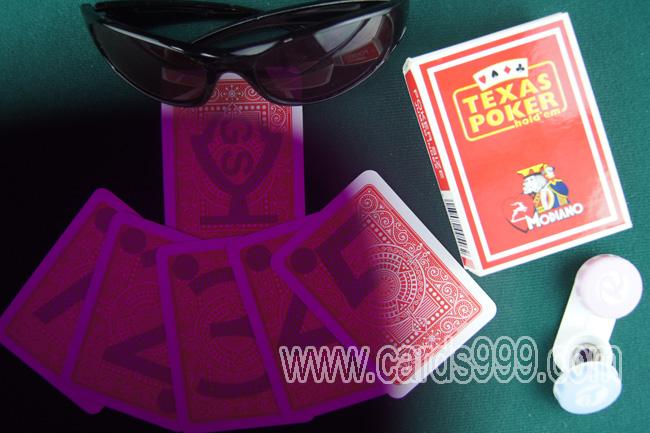 Karten Tricks Mit Markierten Karten